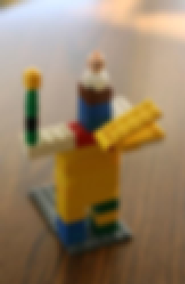 Does the Statue of Liberty Hav... is listed (or ranked) 2 on the list 34 Lego Fails Even Your Kid Would Have Built Better
