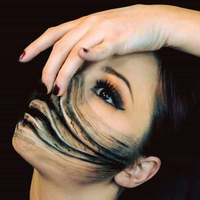 Women Have So Many Layer... is listed (or ranked) 1 on the list Weird Body Art That Will Make You Lose Your Mind