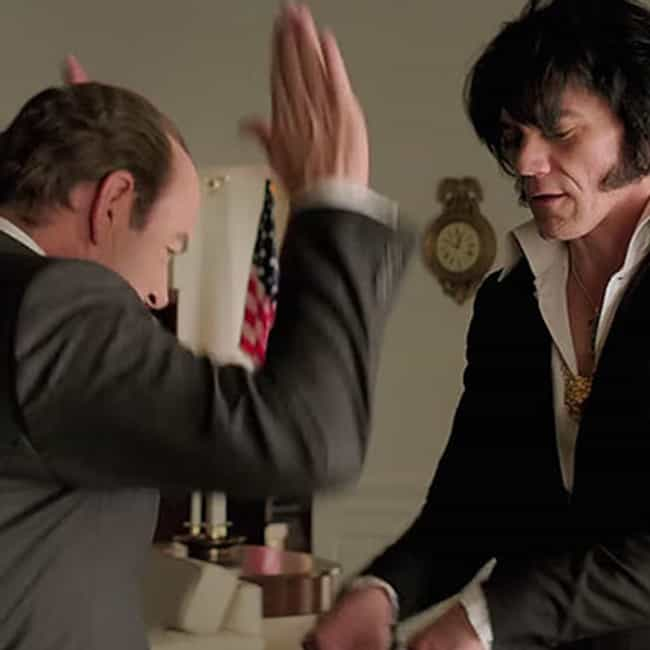 Steel Claws of a Tiger is listed (or ranked) 2 on the list Elvis & Nixon Movie Quotes