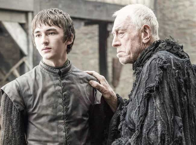 Isaac Hempstead Wright Thinks ... is listed (or ranked) 1 on the list What the Cast of Game of Thrones Thinks About Season 6