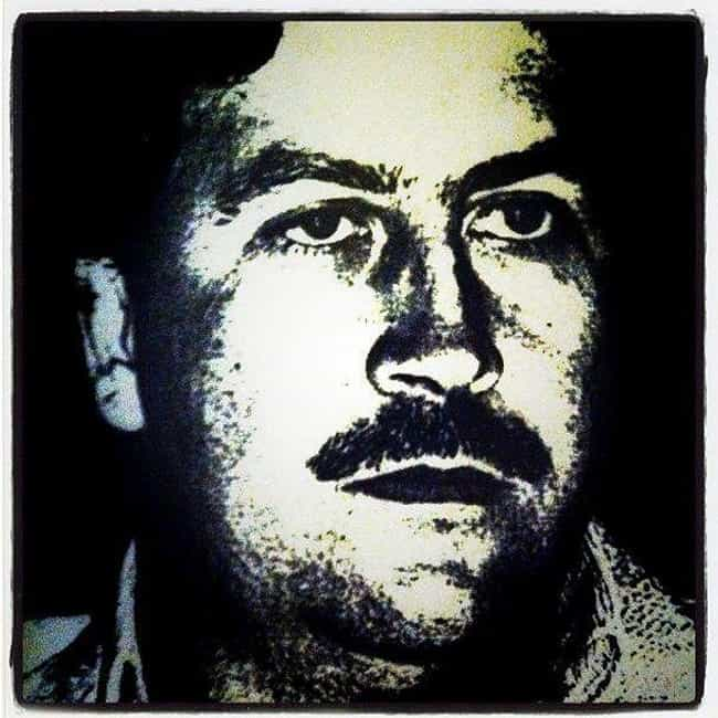 Pablo Escobar Supported ... is listed (or ranked) 4 on the list 15 Awful People Who Did Surprisingly Good Things