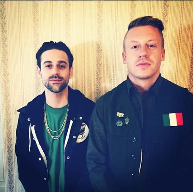 He Met Ryan Lewis in Another P... is listed (or ranked) 4 on the list 22 Interesting Facts You May Not Know About Macklemore