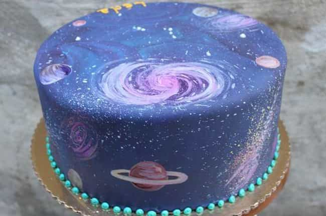 Who Would Have Thought Frostin... is listed (or ranked) 4 on the list 36 Space Cakes That Are Out of This World