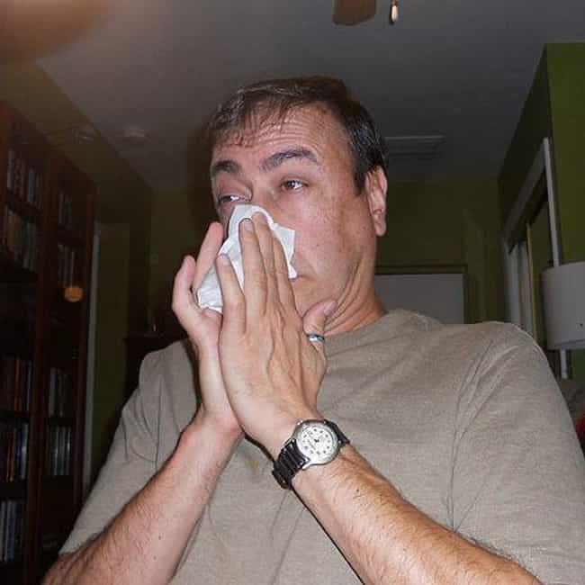 Allergies is listed (or ranked) 1 on the list 16 Medical Conditions Basically Everyone Has