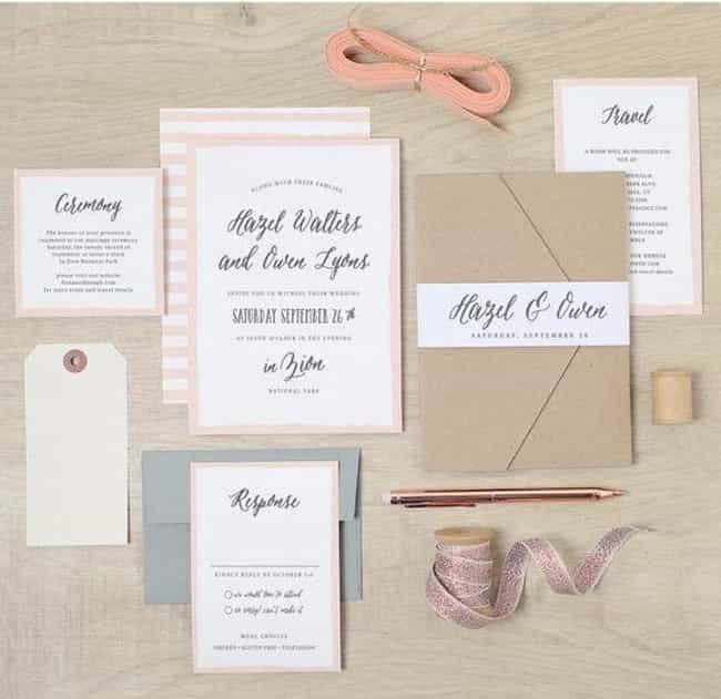 Over-the-Top Invitations is listed (or ranked) 4 on the list The Worst Ways the Wedding Industry Is Stealing Your Money