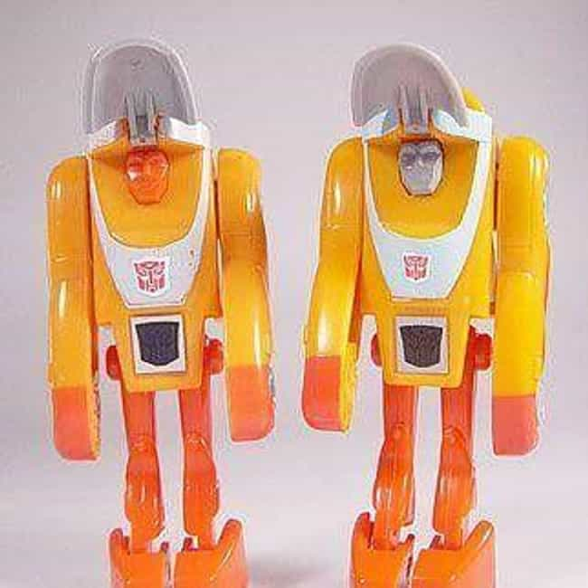 Wheelie is listed (or ranked) 1 on the list 34 Ridiculously Stupid Transformers Toys