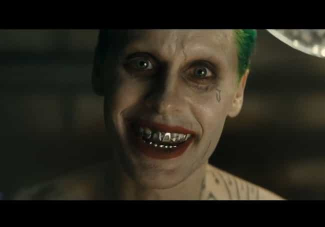 Used Condoms and Anal Beads fo... is listed (or ranked) 1 on the list The Most Obnoxious Things Jared Leto Has Done as the Joker