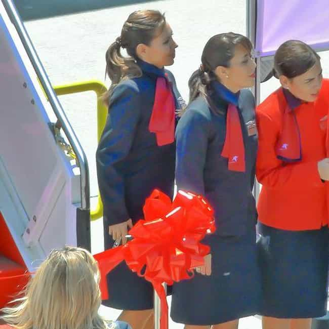 Flight Attendents Have a... is listed (or ranked) 1 on the list 14 Things You Didn't Know About Airports