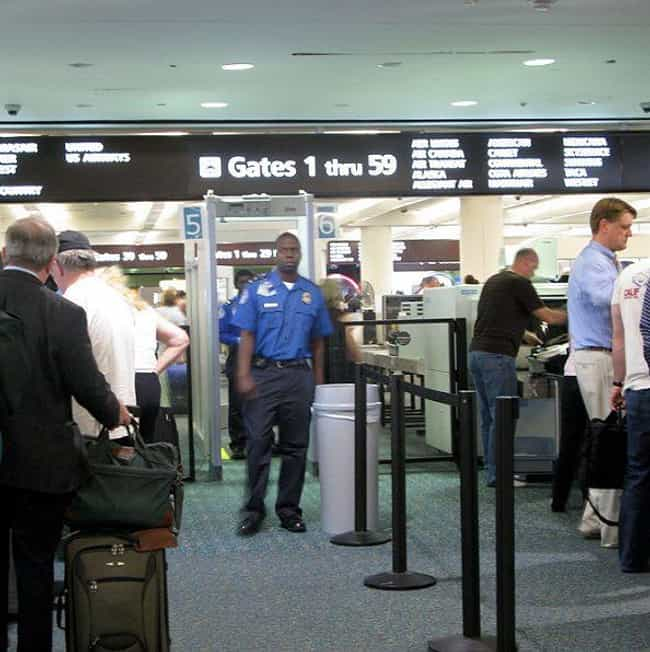 Airport Employees Rarely... is listed (or ranked) 2 on the list 14 Things You Didn't Know About Airports