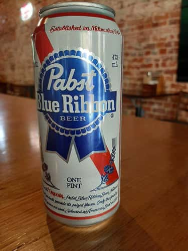 PBRs Actually Used To Come With Blue Ribbons