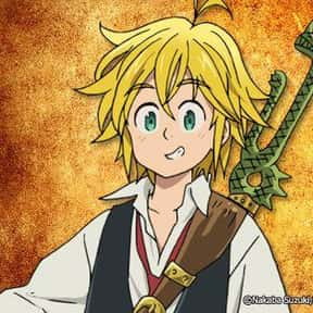 Meliodas is listed (or ranked) 4 on the list The Biggest Anime Perverts of All Time