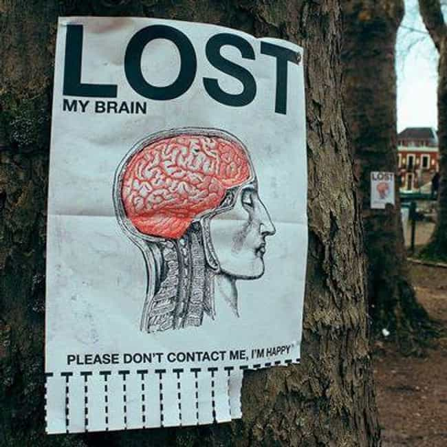 26 Funny Lost and Found Signs That Are on Point