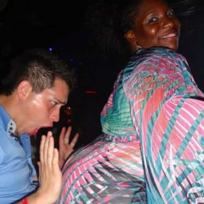 He Cannot Lie is listed (or ranked) 3 on the list 22 Completely Bizarre Nightclub Photos