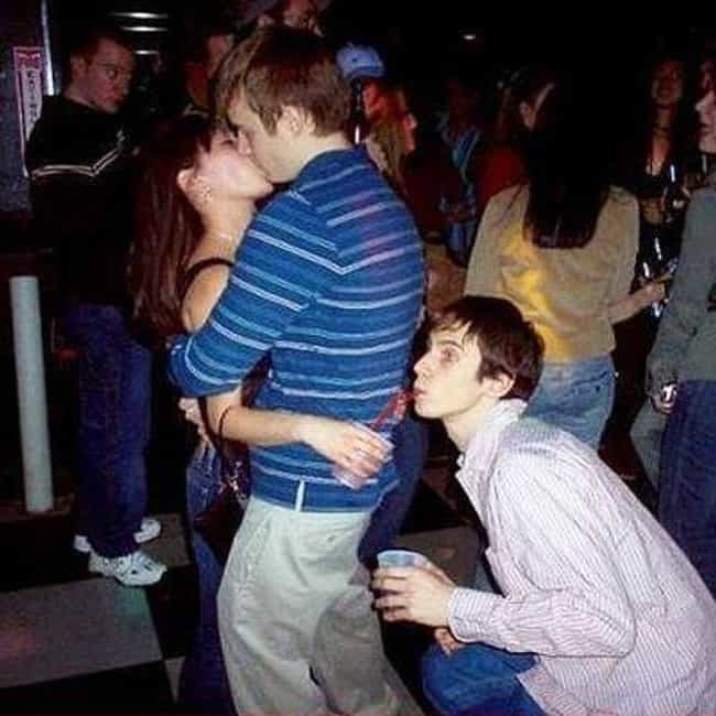 The First Rule of Night Club is listed (or ranked) 1 on the list 22 Completely Bizarre Nightclub Photos