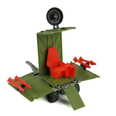 COASTAL DEFENDER is listed (or ranked) 2 on the list The Worst G.I. Joe Vehicles of All Time
