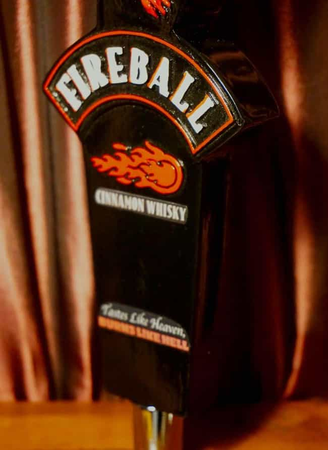 Fireball Whisky Is Koshe... is listed (or ranked) 2 on the list 15 Things You Didn't Know About Fireball Whisky