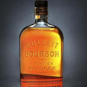 Bulleit is listed (or ranked) 8 on the list The Best American Whiskey