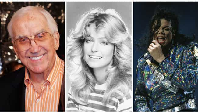 Ed McMahon, Farrah Fawcett, an... is listed (or ranked) 4 on the list Celebrities Who Died in Pairs (and Trios)