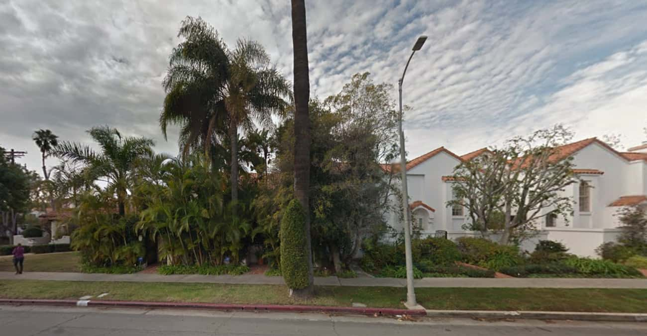 875 South Bundy Drive, Los Ang is listed (or ranked) 2 on the list Google Map Views of Celebrity Crime Spots