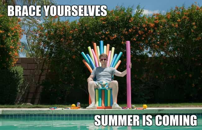 Game of Tubes is listed (or ranked) 6 on the list 21 Memes That Are So You This Summer