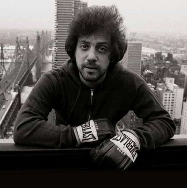 He Was an Accomplished Boxer G... is listed (or ranked) 2 on the list 22 Interesting Facts You May Not Know About Billy Joel