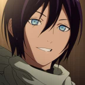 Yato is listed (or ranked) 4 on the list The Best Anime Characters With Blue Eyes
