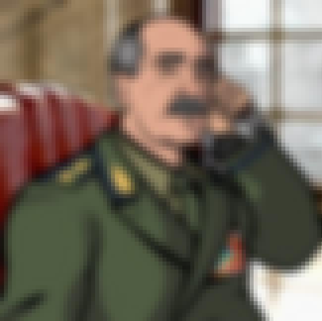 Nikolai Jakov is listed (or ranked) 8 on the list All the Villains & Nemeses on Archer