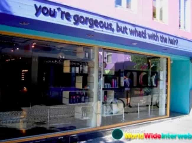 Funny Names For Hair Salons Image Of Hair Salon And Hair Color