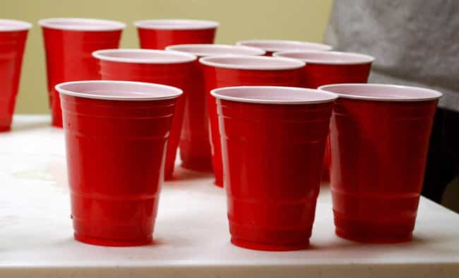 Solo Cups is listed (or ranked) 4 on the list Common Things That People Always Use Incorrectly