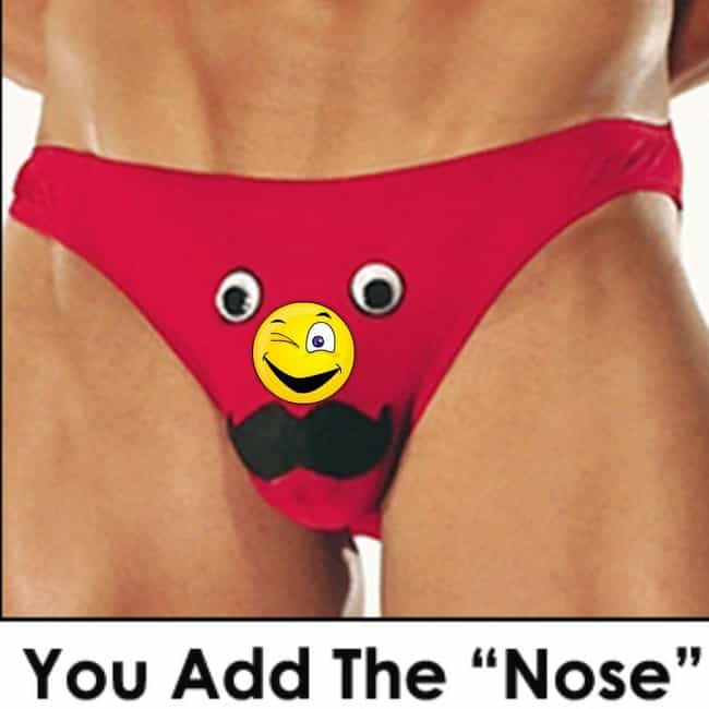 Completely Insane Novelty Underwear