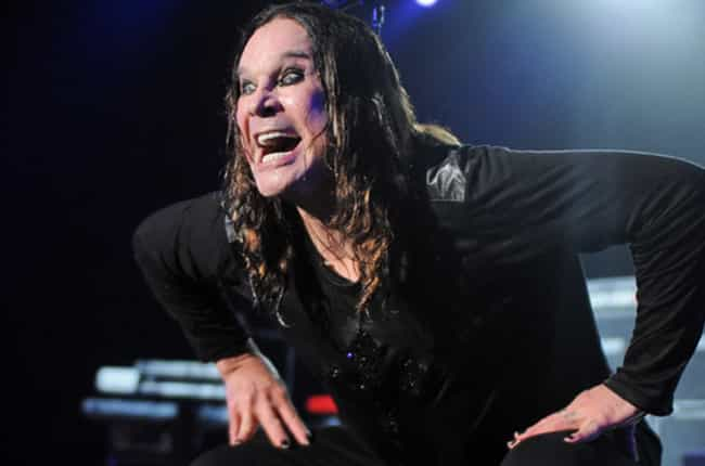 Ozzy Osbourne Will Appar... is listed (or ranked) 6 on the list Rock Star Rumors That Are Actually True