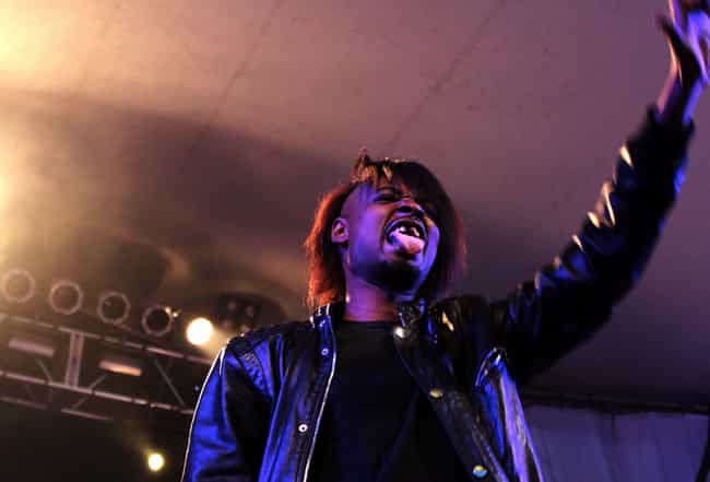 Rapper Danny Brown Recei... is listed (or ranked) 5 on the list Rock Star Rumors That Are Actually True