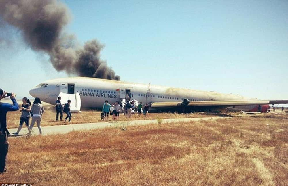 Woman Survives Plane Crash, Ge is listed (or ranked) 3 on the list 13 People Who Escaped Death Then Died Immediately After