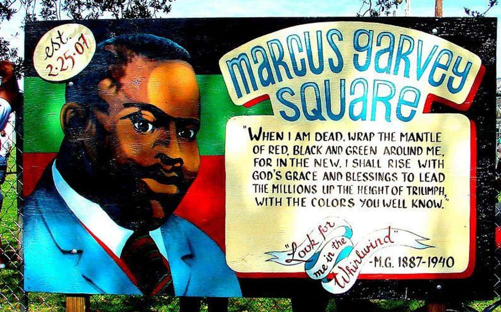 Marcus Garvey Has a Stroke Aft is listed (or ranked) 10 on the list 13 People Who Escaped Death Then Died Immediately After