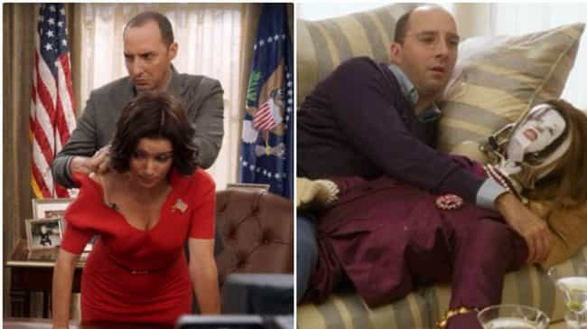 Both Are Obsessed with the Wom... is listed (or ranked) 1 on the list 10 Ways Gary from Veep Is Actually Buster Bluth