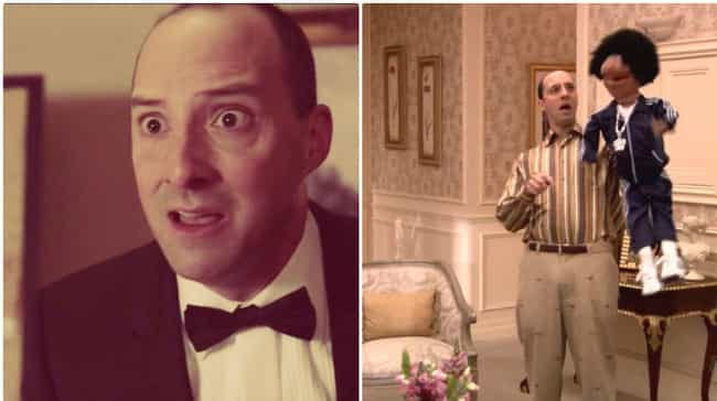 Neither Is Great at Standing U... is listed (or ranked) 3 on the list 10 Ways Gary from Veep Is Actually Buster Bluth