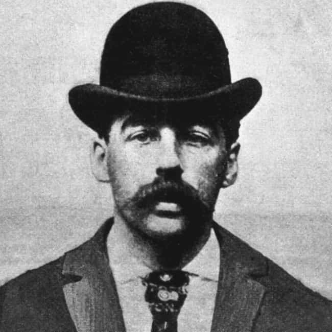 H.H. Holmes's Murder Castle is listed (or ranked) 1 on the list 16 Crimes That Took Chicago by Storm