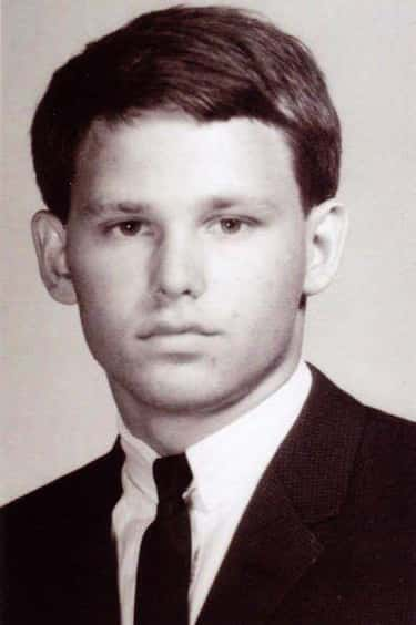 Jim Morrison is listed (or ranked) 2 on the list Rock Stars Who Were Nerds When They Were Kids