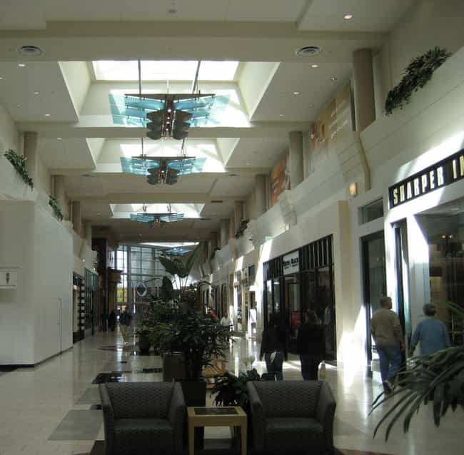 The Sharper Image is listed (or ranked) 7 on the list The Best Mall Stores from the 2000s That No Longer Exist