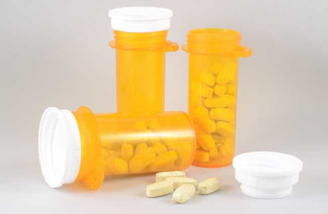 Prescription Pill Bottle Lids is listed (or ranked) 2 on the list Common Things That People Always Use Incorrectly