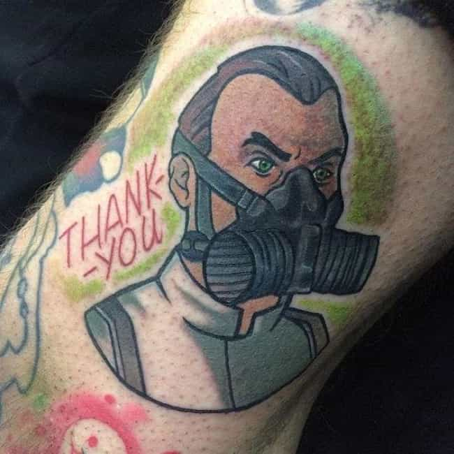 Paging Dr. Krieger is listed (or ranked) 4 on the list 26 Hilarious Tattoos Inspired by Archer