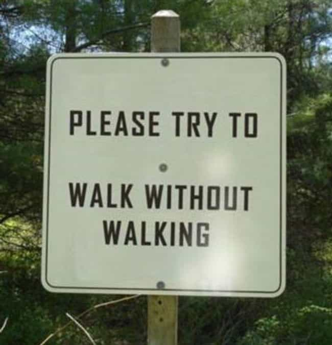 A Walk to Remember is listed (or ranked) 2 on the list Signs That Have Some Explaining to Do