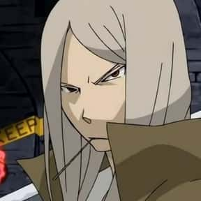 Mifune is listed (or ranked) 4 on the list The Best Soul Eater Villains of All Time