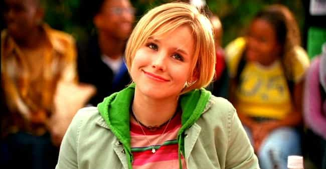 Kristen Bell was the first to ... is listed (or ranked) 1 on the list 21 Things You Didn't Know About Veronica Mars