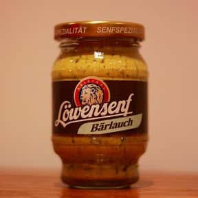 Löwensenf is listed (or ranked) 5 on the list The Best Whole Grain Mustard Brands