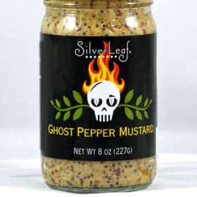 SilverLeaf is listed (or ranked) 15 on the list The Best Whole Grain Mustard Brands
