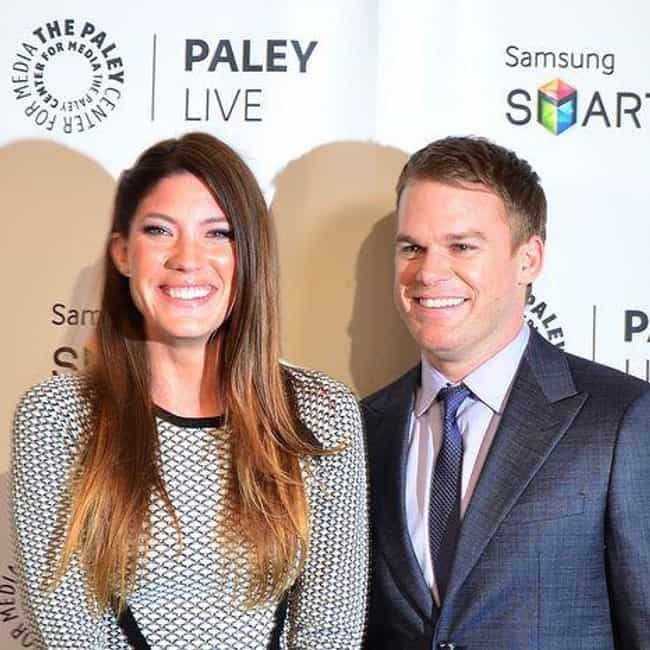 Michael C. Hall and Jennifer C... is listed (or ranked) 1 on the list Actors Whose Divorces & Breakups Affected Storylines