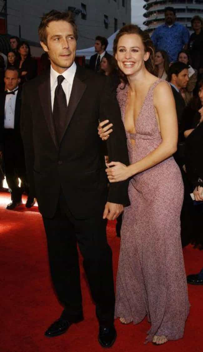 Michael Vartan and Jennifer Ga... is listed (or ranked) 4 on the list Actors Whose Divorces & Breakups Affected Storylines