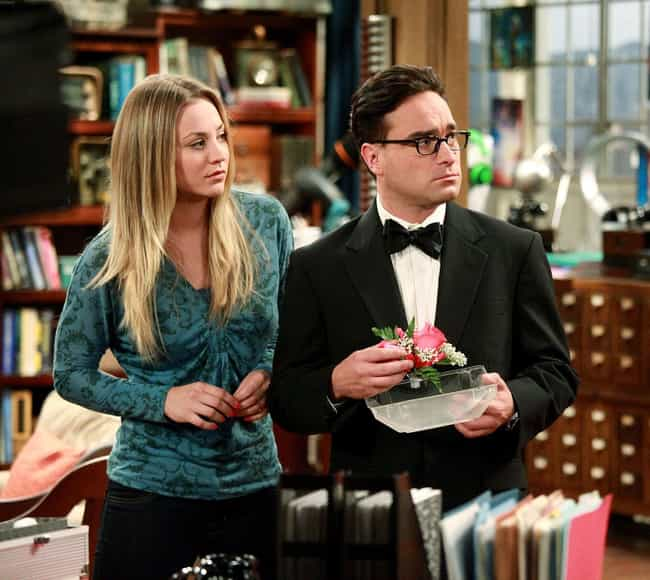 Johnny Galecki and Kaley Cuoco... is listed (or ranked) 2 on the list Actors Whose Divorces & Breakups Affected Storylines