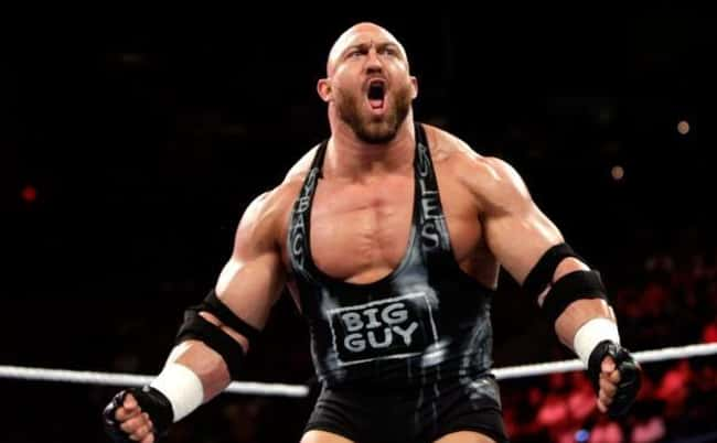 Ryback is listed (or ranked) 7 on the list Crazy Diets of Wrestlers and Other Athletes